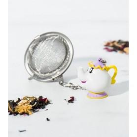 La Belle et la Bête - Infuseur de thé Mrs Samovar