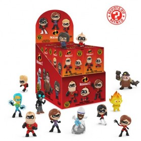 Les Indestructibles 2 - Mystery Minis figurines 5 cm