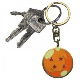 Dragon Ball - porte-clés DBZ / Boule de cristal
