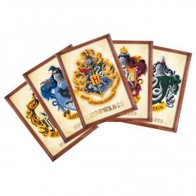 Harry Potter - Lot de 5 cartes postales