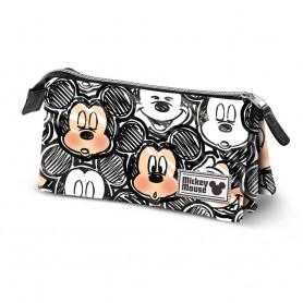 Disney - Classic Mickey - Trousse triple Oh Boy