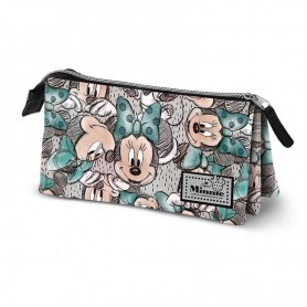 Disney - Classic Minnie - Trousse triple Drawing