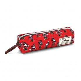 Disney - Classic Minnie - Trousse carrée rouge