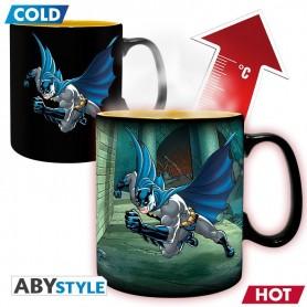 DC Comics - mug thermo-réactif Batman & Joker 460 ml