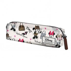 Disney - Classic Minnie - Trousse carrée blanche