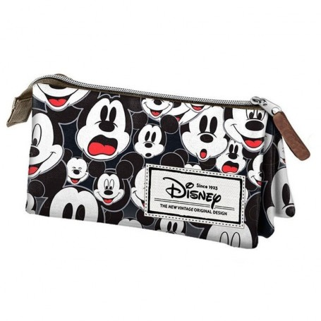 Disney - Classic Mickey - Trousse triple Expression