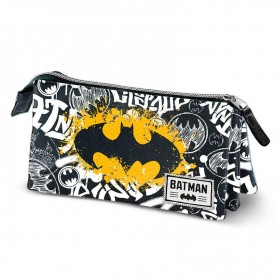 DC Comics - Batman - Trousse Triple Tags