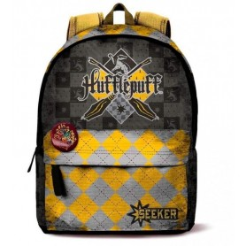 Harry Potter - Sac à Dos Quidditch Hufflepuff