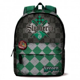 Harry Potter - Sac à Dos Quidditch Slytherin