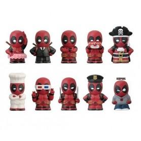Marvel - Deadpool traiding figurines 6 cm