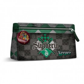 Harry Potter - Trousse plate Quidditch Slytherin