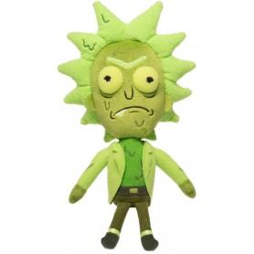 Rick & Morty - Galactic Plushies - peluche Toxic Rick 20cm