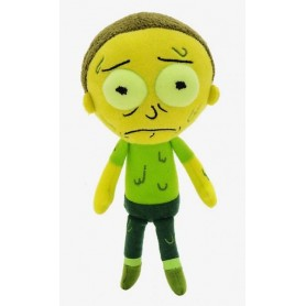 Rick & Morty - Galactic Plushies - peluche Toxic Morty 20 cm