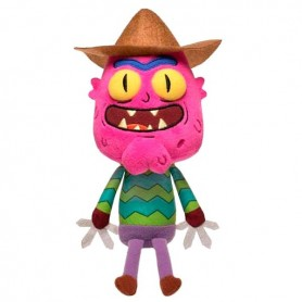 Rick & Morty peluche Galactic Plushies Scary Terry 18 cm