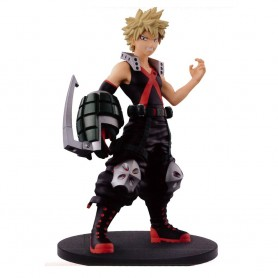 My Hero Academia - figurine DXF Katsuki Bakugo 15 cm