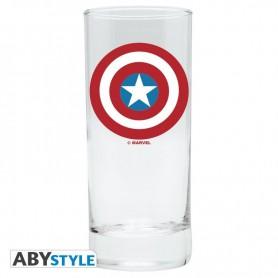 Marvel Comics - Captain America - verre