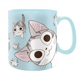 Chi, Une Vie de Chat - poses mug 460 ml