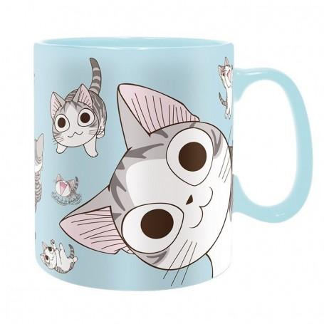Chi, Une Vie de Chat - poses mug 460 ml