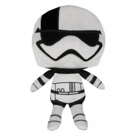 Star Wars Episode VIII - Galactic Plushies - Peluche Stormtrooper 17 cm