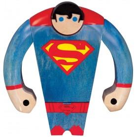 DC Comics - DC-figs - figurine en bois Superman 10 cm