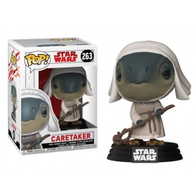 Star Wars Episode VIII Figurine POP! Vinyl Caretaker 9 cm