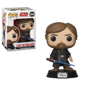 Star Wars Episode VIII Figurine POP! Vinyl Luke Skywalker (Final Battle) 9 cm