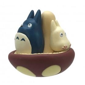 Ghibli - Mon Voisin Totoro - puzzle 3D Totoro Bleu et son champignon