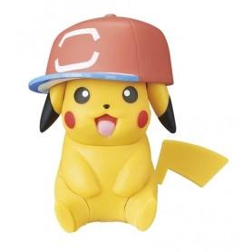 Pokemon - mini puzzle 3D Pikachu casquette rouge