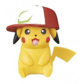 Pokemon - mini puzzle 3D Pikachu casquette blanche