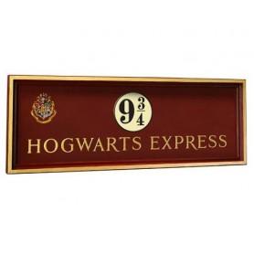 Harry Potter décoration murale Hogwarts Express 56 x 20 cm