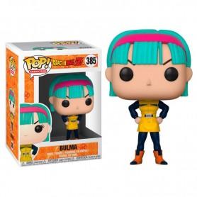 "Dragon Ball Z - Funko POP! Animation - 385 ""Bulma"""