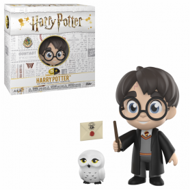 Harry Potter Figurine Vinyl 5 Star Harry 8 cm