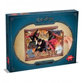 Harry Potter - puzzle Quidditch 1000 pc
