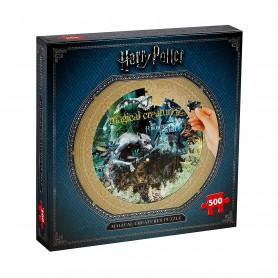 Harry Potter - puzzle Créatures Magiques 500 pc