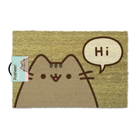 Pusheen - paillasson Pusheen Says Hi 40 x 60 cm