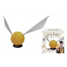 Harry Potter puzzle 3D Golden Snitch (244 pièces)