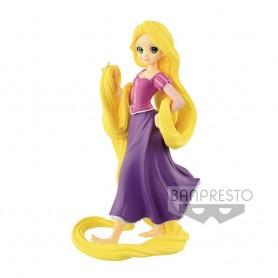 Disney figurine Crystalux Rapunzel 16 cm