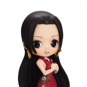 "One Piece - Figurine Q Posket - ""Boa Hancock"" (Special Color)"