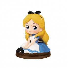 Disney figurine Q Posket Petit Girls Festival Alice 7 cm