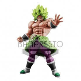 Dragonball Super figurine Big Size King Clustar Super Saiyan Broly (Full Power) 30 cm