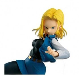 Dragon Ball Z - Figurine Android 18 The Android Battle