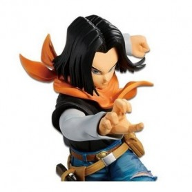 Dragon Ball Z - Figurine Android 17 The Android Battle