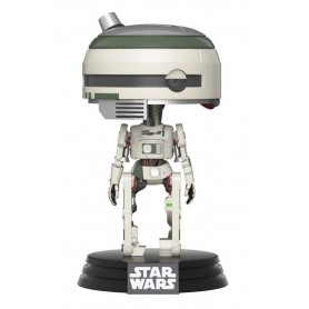 Star Wars Solo POP! Vinyl Bobble Head L3-37 9 cm