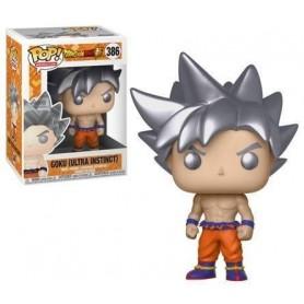 "Dragonball Super - Funko POP! - 386 ""Goku (Ultra Instinct)"""