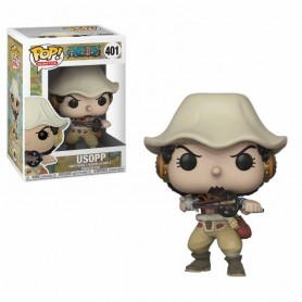 One Piece POP! Television Vinyl figurine Usopp 9 cm