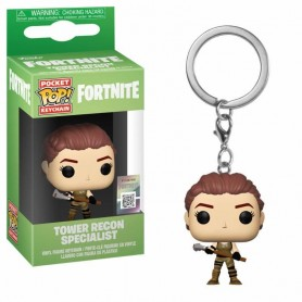 Fortnite porte-clés Pocket POP! Vinyl Tower Recon Specialist 4 cm