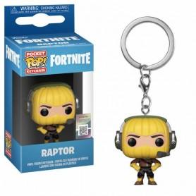 Fortnite porte-clés Pocket POP! Vinyl Raptor 4 cm
