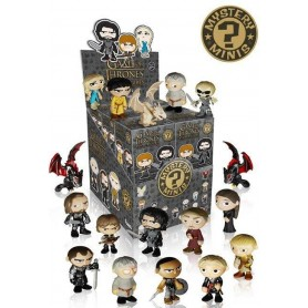 Game Of Thrones - Mystery Minis figurines Série 2 - 5 cm