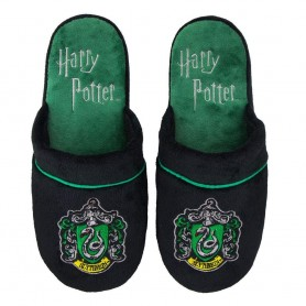 Harry Potter chaussons Slytherin  (S-M)