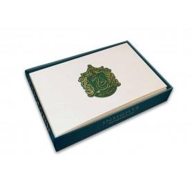 Harry Potter Set de correspondance Slytherin 89 x 56 mm
